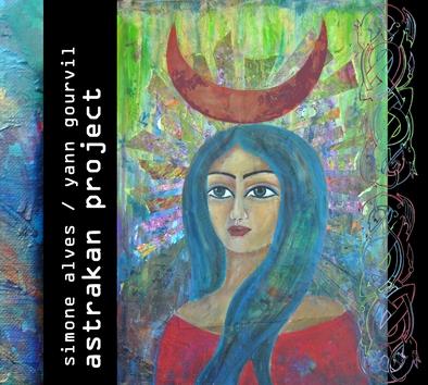 album cover astrakan project XV