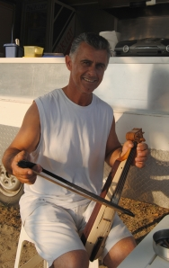 Lyra Player Northern Greece