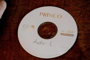 album's master