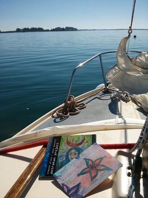 fan picture world music fusion album on a boat