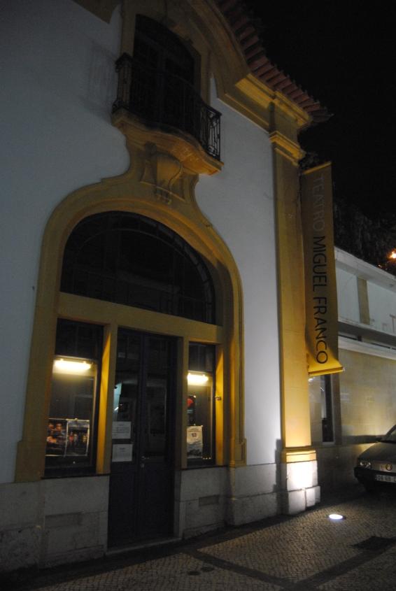 Leiria Teatro Miguel Franco