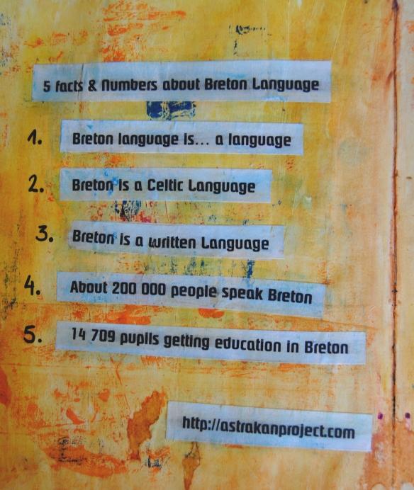 5 facts about Breton language