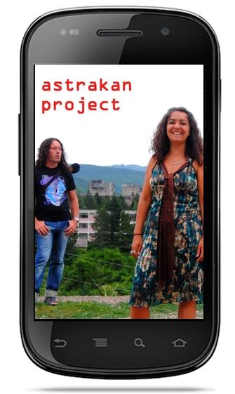 Astrakan Project App