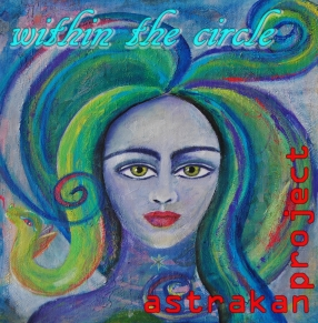 within the circle astrakan project world music celtic EP cover artwork