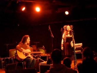 Simone Alves Yann Gourvil Astrakan Project Lessines world music concert with Taraf de Haidouks