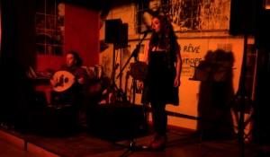 Yann Gourvil / Simone Alves / Astrakan Project world celtic music in Marseille Equitable Café