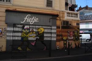 street art tag marseille