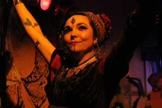 astrakan project UK tour tribal belly dance Helen
