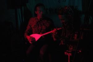 Yann Gourvil Astrakan Project UK tour saz