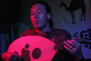 Yann Gourvil Astrakan Project UK tour 'ud