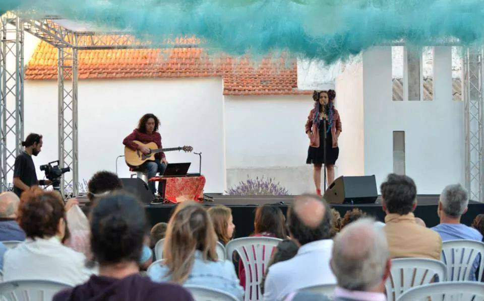 Astrakan Project concert FMM Sines Portugal