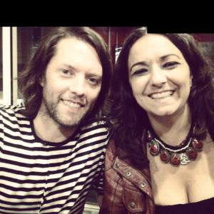 Simone Alves & Urban Kelt Bunney
