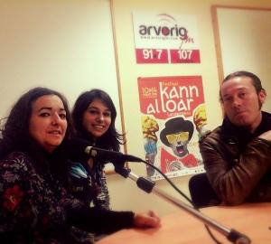 Astrakan Project ba' Arvorig FM radio
