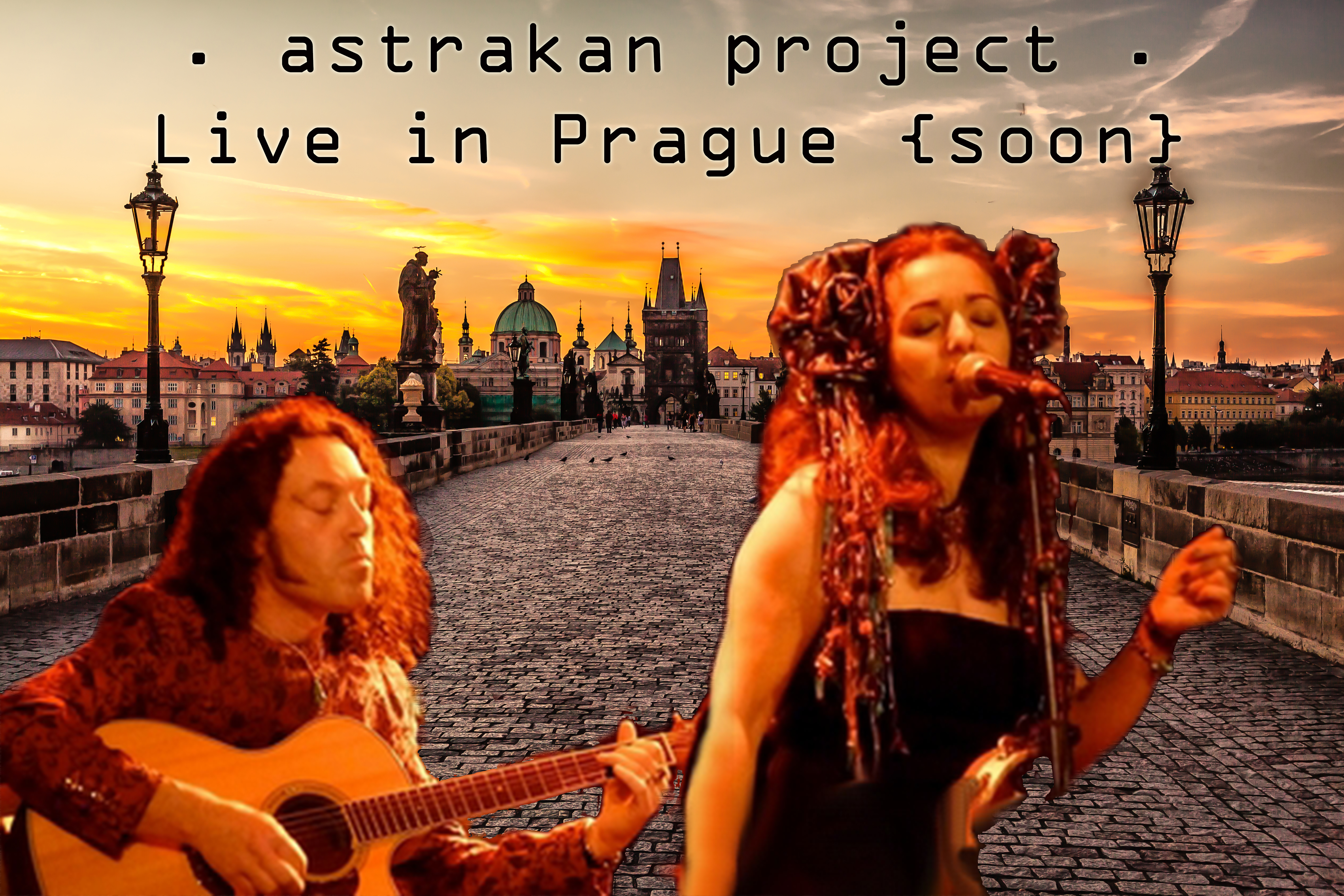 Astrakan Project  Prague world music