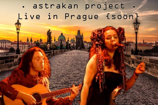 Astrakan Project  Prague world music