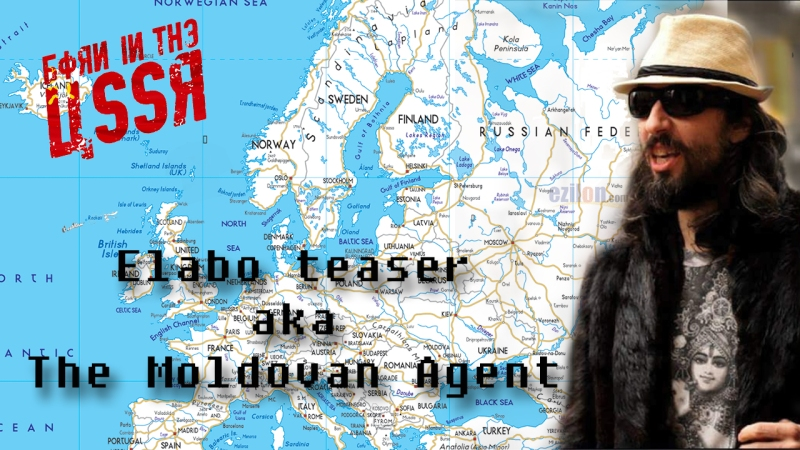 The Moldovan Agent … [ video teaser ]
