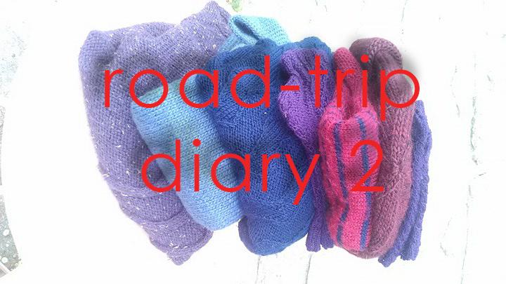 Road-trip diary 2