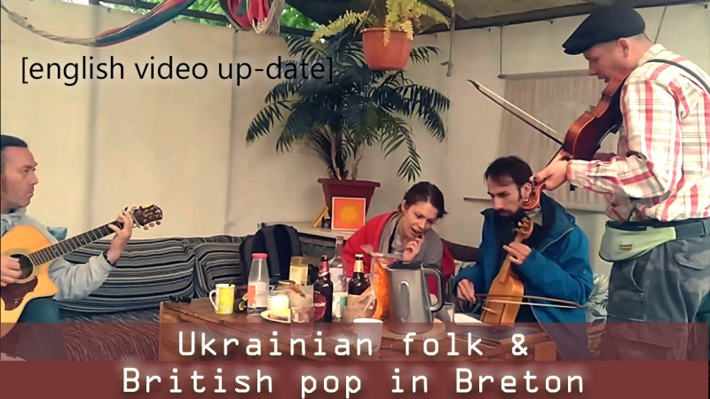 Video update & Ukrainian Folk